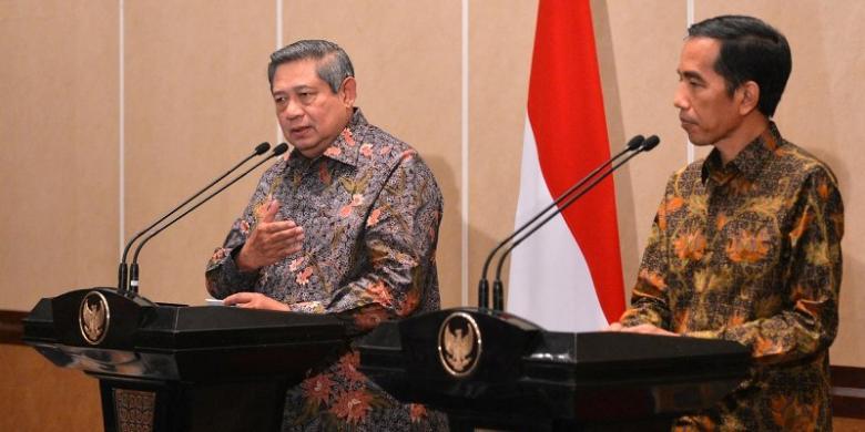 Perbedaan SBY dan Jokowi