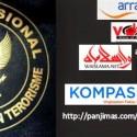 BNPTBlokir Situs Islam Indonesia