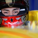 Sean Gelael Test Motorland Aragon