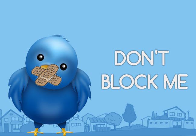 Twitter Block Porno