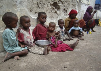 Anak Miskin Somalia