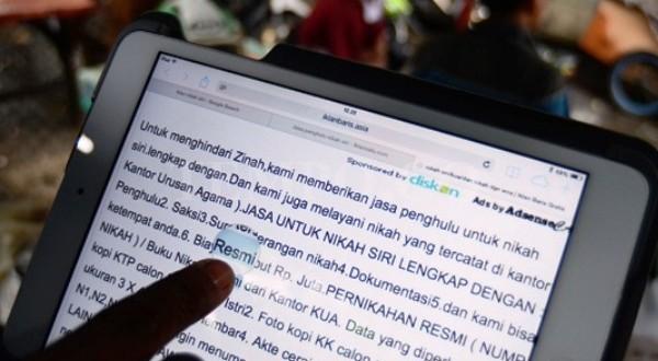 Nikah Siri Online