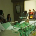 Pendonor ginjal Dwi Diawati usai operasi