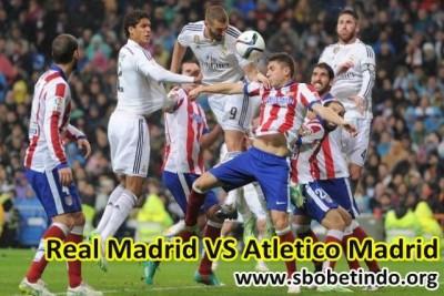 Real Madrid lolos ke semifinal Liga Champions 2015