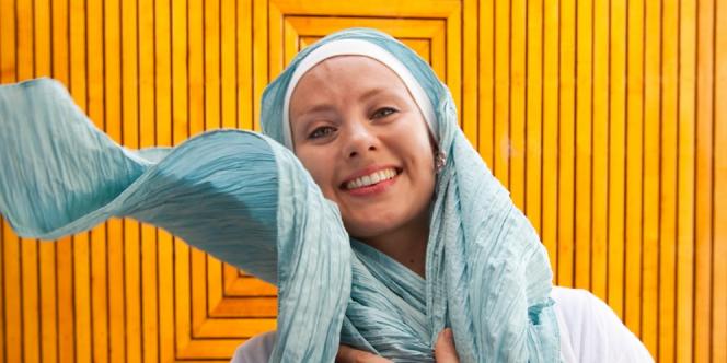 Susan Carland masuk Islam