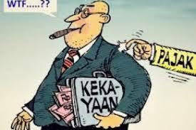karikatur pajak