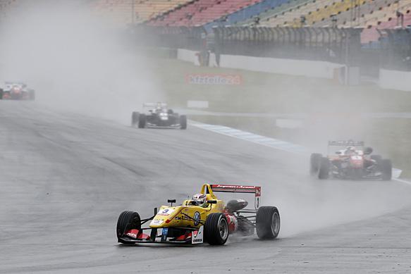 Anto juara Formula 3 Eropa