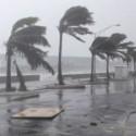 Hujan badai di Tiongkok