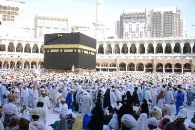 Ilustrasi - Jamaah umrah Indonesia tertahan di Jeddah