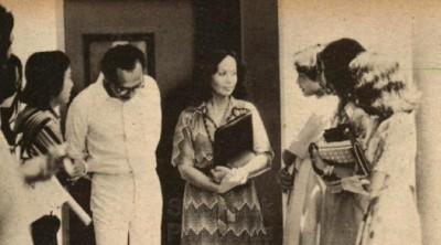 Rae Sita dalam Cintaku di Kampus Biru
