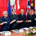 Hari Jadi ASEAN ke-48 di Doha, dihadiri para dubes (kuntum)