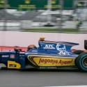 Sean Gelael sedang beraksi di kejuaraan GP2 di Sochi (seangp.com)