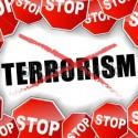 Ilustrasi 0 Stop terorisme.  (shutterstock.com)