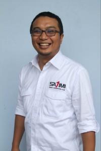 Sadikin Aksa, bakal calon ketua umum PP Ikatan Motor Indonesia, 2015-2019. (ist)