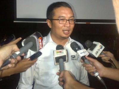 Ketua Umum PP Ikatan Motor Indonesia (IMI) Sadikin Aksa.