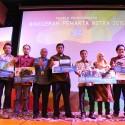 Para pemenang  Anugerah Pewarta Astra 2015. (ist)