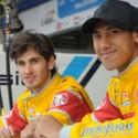 Sean Gelael dan Antonio Giovinazzi incar gelar juara pada perlombaab ketahanan Le Mans Asia di Sirkuit  Sepang, Malaysia, Minggu. (seangp.com)