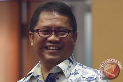 Menkominfo Rudiantara membuka resmi  pamerah Hari Pers Nasional 2016 di Mataram, Lombok, NTB. (antaranews)