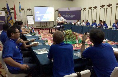 Seminar dan pelatihan IMI-FIA Asia Pacific Cluster Training di Bali. (ist)