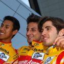 Sean Gelael, Mitch Evans, Giovinazzi siap tampil di GP2 Monako akhir minggu ini. (seangp)
