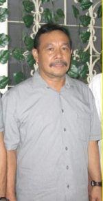 Wakil Ketua DPRD Tebingtinggi, H. Chairil Mukmin Tambunan.  (AL)
