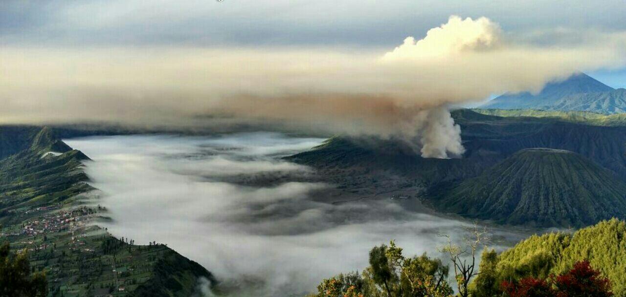 Gunung Bromo (Foto BNPB)
