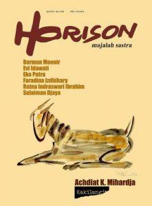 Majalah sastra Horison. (archiple.blogspot)