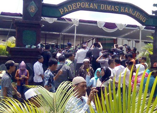 Padepokan Dimas Kanjeng Taat Pribadi> (Foto: Ist)
