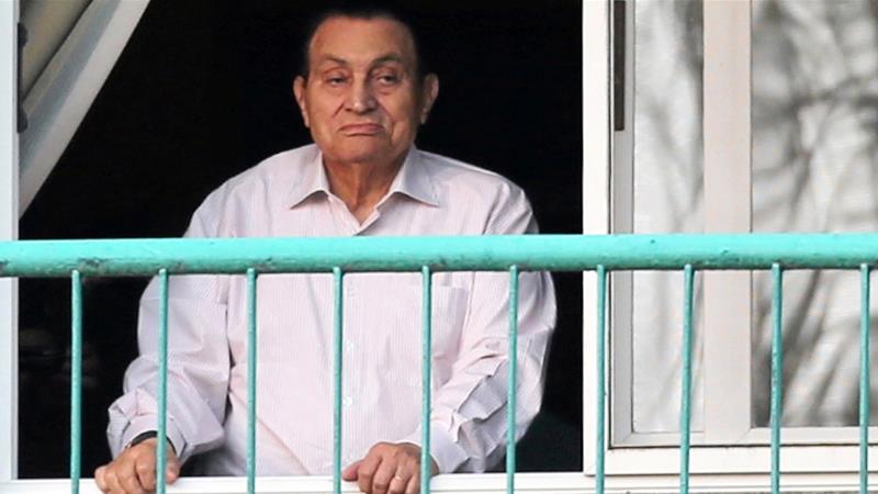 Hosni Mubarak (Foto: Dokumentasi Reuters)