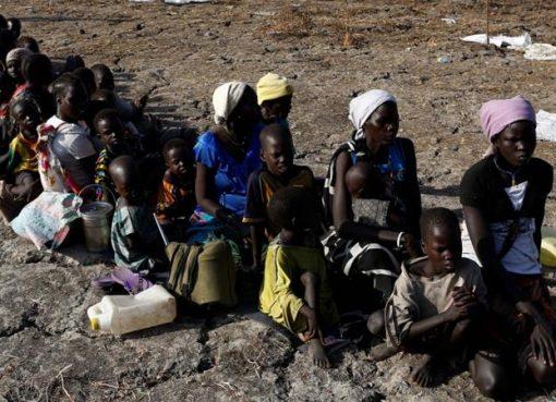 Inilah gambaran kehidupan rakyat Sudan Selatan yang mengalami kelaparan.(Foto: Reuters/Al Jazeera)