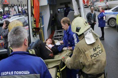 Korban ledakan bom. (www.jengpatrol.com)