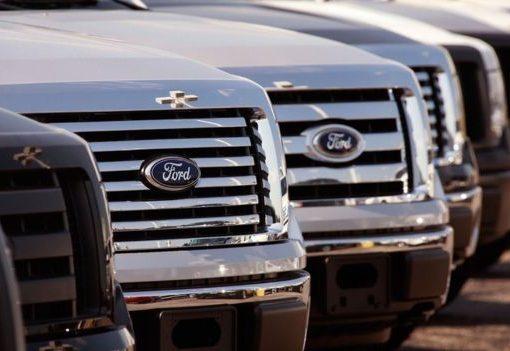 Ford hanya menjual sekitar 67,150 mobil Focus di AS dalam lima bulan pertama 2017, turun hampir 20% dibanding tahun 2016.(Foto: Getty Images/BBC News)