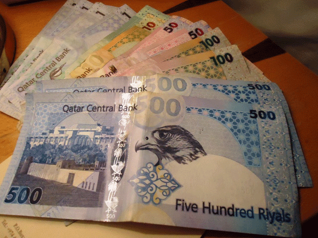 Riyal Qatar. (Foto: Daily News)