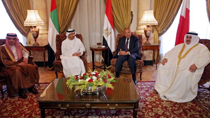 Arab Saudi dan kelompoknya telah memutuskan hubungan diplomatik dan memblokade Qatar sejak 5 Juni. (Foto: AFP/Al Jazeera)