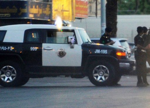 Sejumlah aparat keamanan berjaga di Kota Laut Merah, Jeddah, Arab Saudi, dalam suatu operasi keamanan. (Foto: Dokumentasi AFP/Arab News)