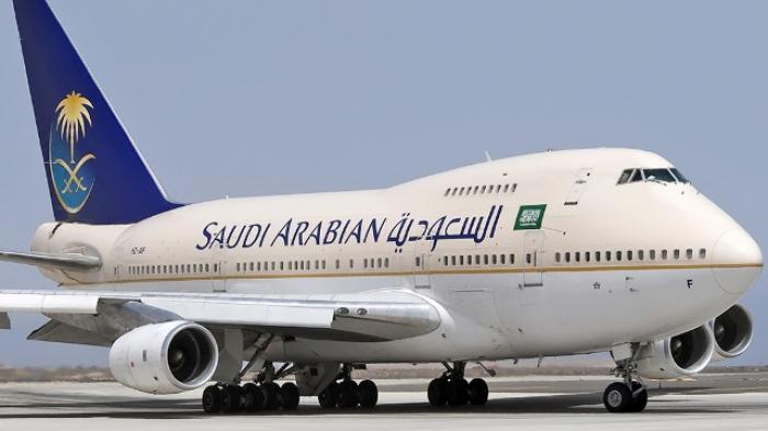 Saudi Airlines. (Foto dokumentasi)