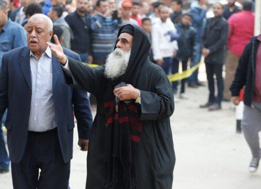 Kelompok minoritas Kristen di Mesir berjumlah sekitar 10 persen dari populasi negara tersebut.(Foto: Reuters/Al Jazeera)