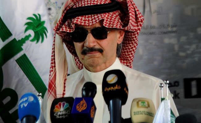 Pangeran Alwaleed bin Talal. (Foto: Dokumentasi Reuters/NOTN.com/Al Jazeera)