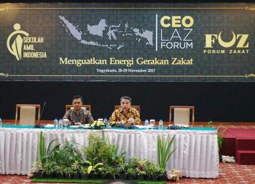 Direktur Pemberdayaan Zakat dan Wakaf Kemenag M Fuad Nasar (Foto: kemenag.go.id)