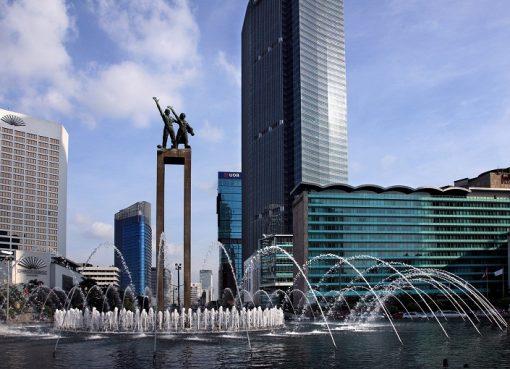 Ilustrasi pusat kota Jakarta. (Foto: Dokumentasai www.jakarta.go.id/)