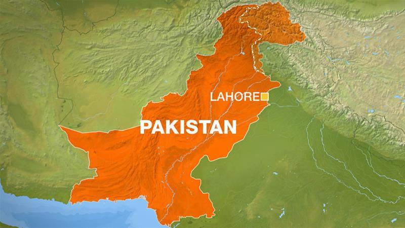 Ilustrasi peta Pakistan. (Dokumentasi Al Jazeera)