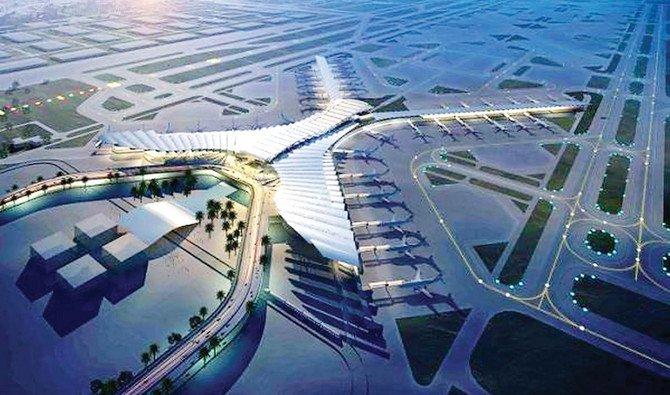 Bandara Internasional King Abndul Aziz. (Foto: Arab News)