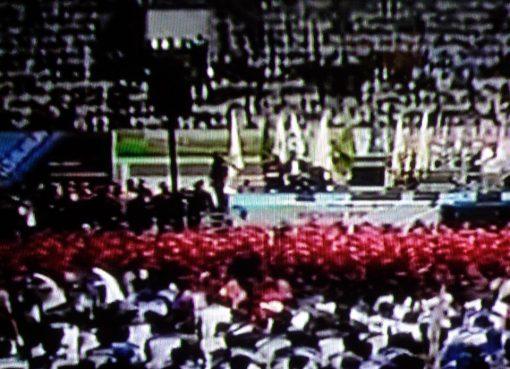 Kegiatan May Day di Istora Senayan, Jakarta. (Foto: Istimewa)