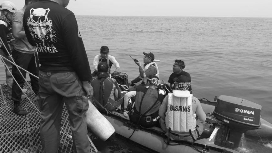 Tim SAR pencari pesawat dan korban Lion Air JT 610. (Foto: lionair.co.id.)