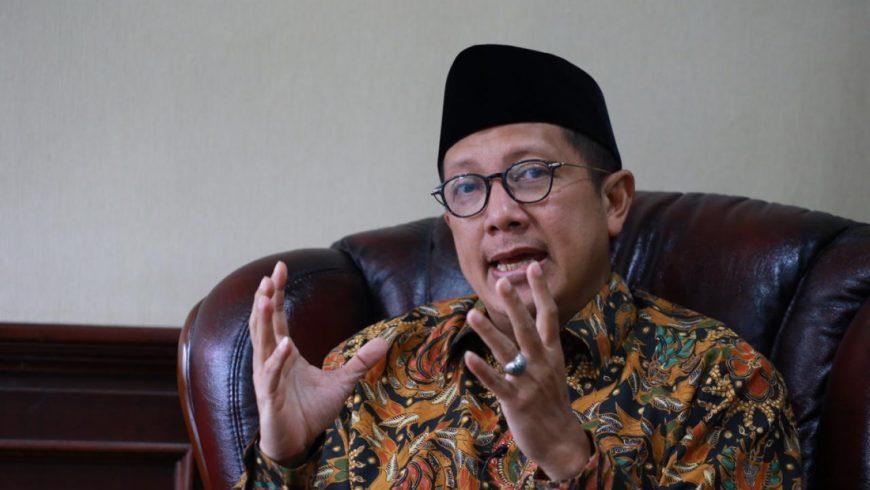 Menteri Agama Lukman Hakim Saifuddin. (Foto: kemenag.go.id)