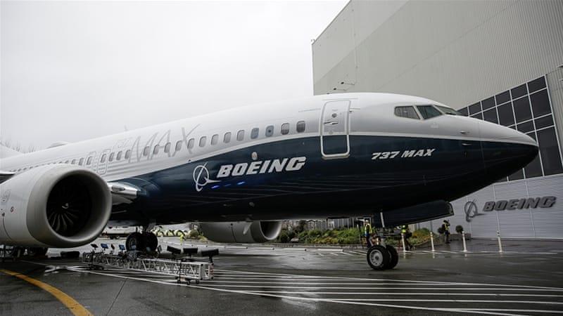 Boeing 737 MAX 7. (Foto: Reuters/Al Jazeera)