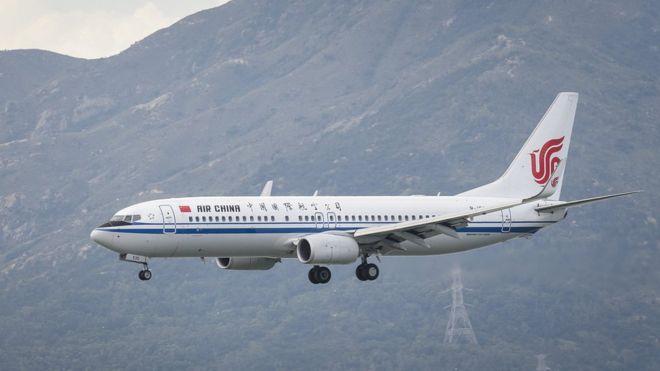 Boeing 737 Max 8. (Foto: Getty/BBC News)