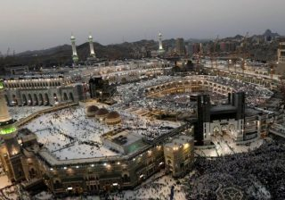 Makkah. (File Arab News)