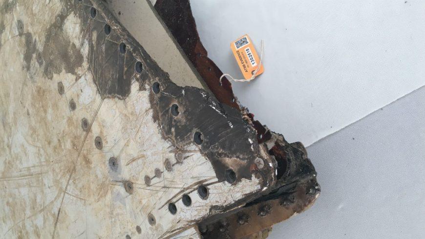 Tiga keping puing dari MH370, termasuk yang ditemukan di pantai Tanzania, sejak pesawat itu hilang. (Foto:Al Jazeera)