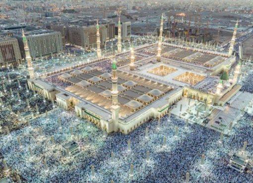 Madinah. (ilustri Arab News).